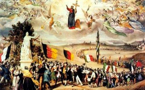 Революционное движение в Европе в XIX веке